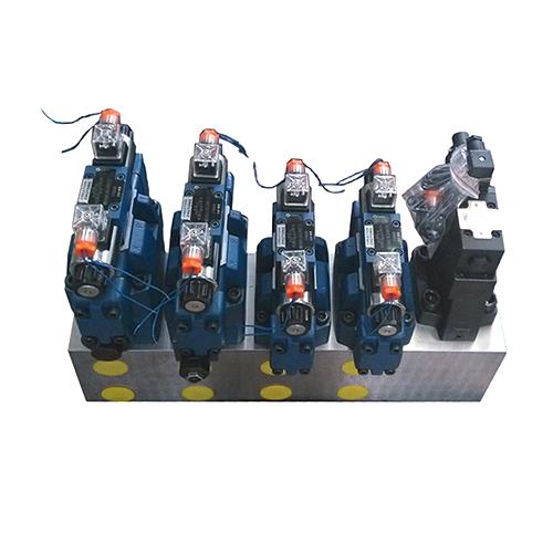 铸通砖机液压阀组