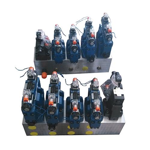 砖机液压阀组