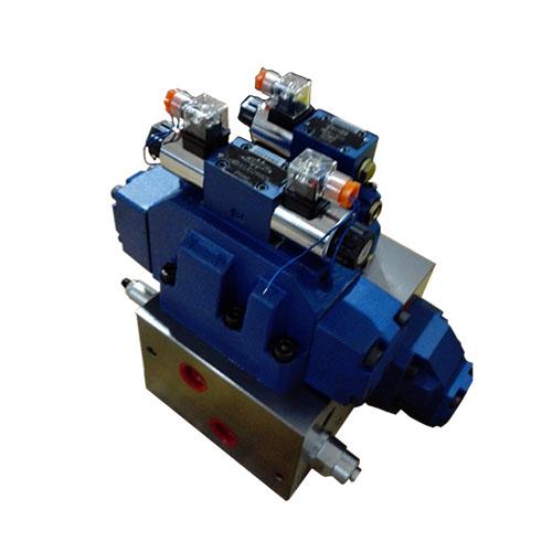 铸通高速剪板机控制阀组