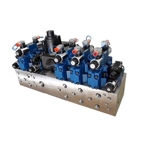 铸通吹瓶机专用控制阀组